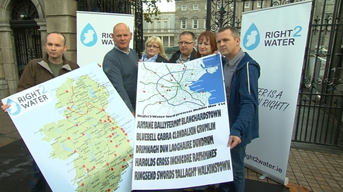 Over 80 protests have been confirmed across Ireland - with 20 in Dublin - for Saturday