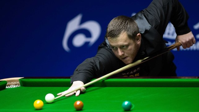 Mark Allen advances at UK Championship
