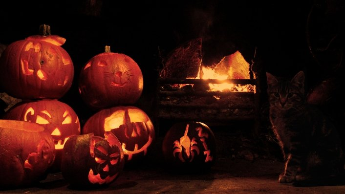Warning over bonfires and fireworks on Halloween