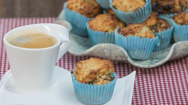 chia bia muffins