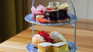Win! Festive afternoon tea for two at The Morrison Hotel