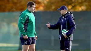 Joe Schmidt said it was a concern that Mike Ross had not played in a month