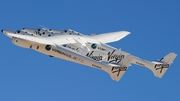 WhiteKnightTwo carrying SpaceShipTwo on a test flight