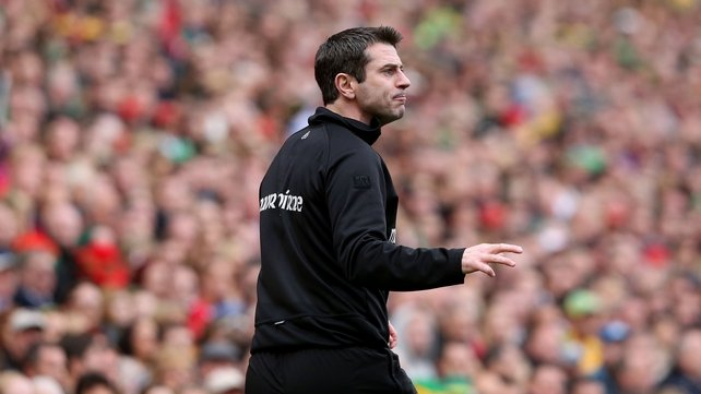 Rory Gallagher new Donegal manager