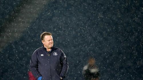Matt O'Connor is the new Queensland Reds attack coach
