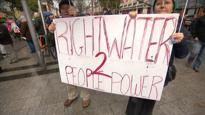Anger continues over water charges