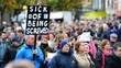 Tens of thousands protest against water charges