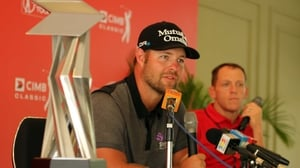 Ryan Moore carded a closing 67 to finish 17 under par