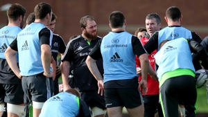 Anthony Foley: 'It's just about being patient, and change will happen eventually'