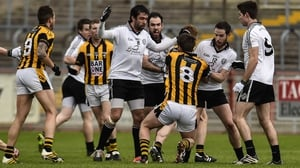 Omagh surged late to claim a surprise victory