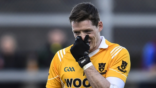 Conor McManus' score proved decisive for Clontibret