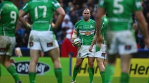 Liam Finn and his Ireland team-mates kick off their campaign against France on 17 October