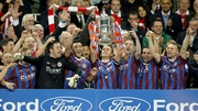 St Patrick's Athletic are the FAI Cup holders