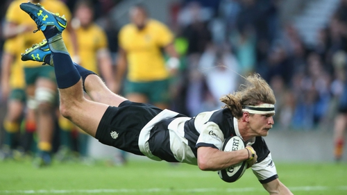 Nick Cummins: 'Just have a yarn to the Japanese and get me on the burst, I'm in'
