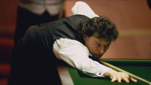 Jimmy White was a fans' favourite throughout the 1980s and 90s