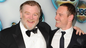 Gleeson and Fassbender - Nominated for their work on Calvary and Frank respectively