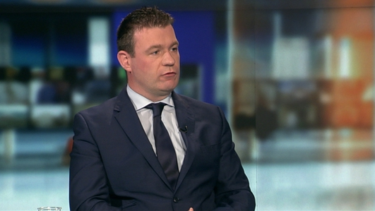 Environment Minister Alan Kelly