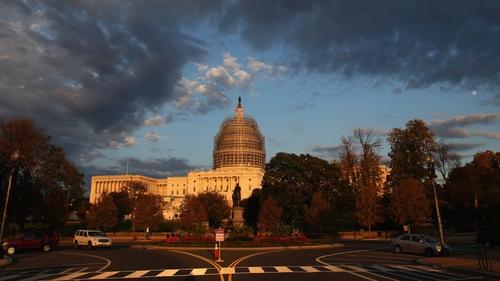 Voters head to the polls in the mid-term elections with the control of the US Senate in question