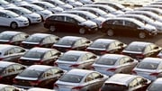 Car sales on a monthly basis were up 4.1% in March, CSO figures show