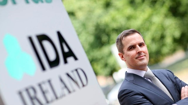 IDA boss Martin Shanahan welcomed the broad-based nature of its performance