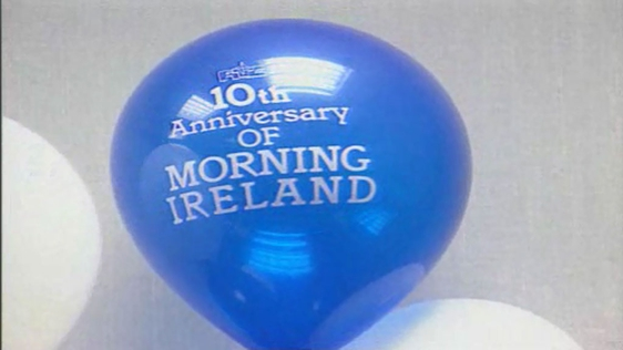 Morning Ireland (10th Anniversary)