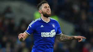 Daryl Murphy is now joint top scorer in the Championship