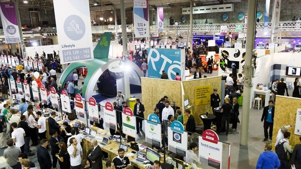 More than 20,000 people from over 100 countries are attending the Web Summit