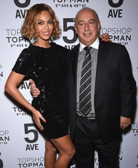 Beyonce, Cara Delevingne attend Topshop opening in New York