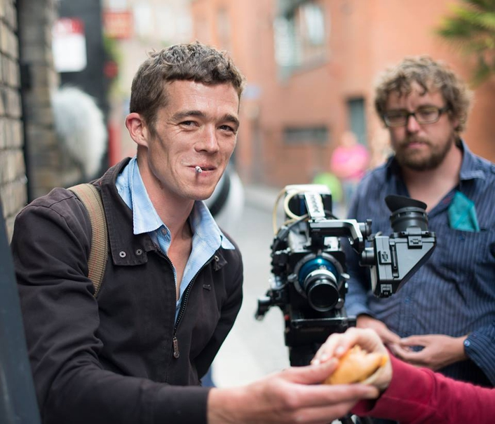 Ruaidhrí Conroy, actor/director