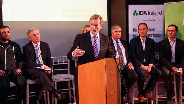 The investments are supported by the Department of Jobs through IDA Ireland