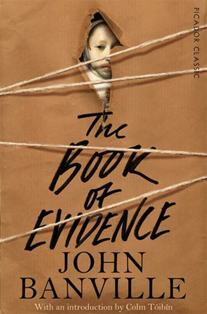 """The Book of Evidence"" by John Banville"