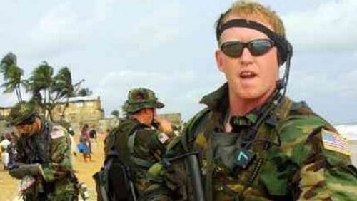 Robert O'Neill, an Irish American from Butte, Montana is reported to have carried out the killing (Pic: @mchooyah)