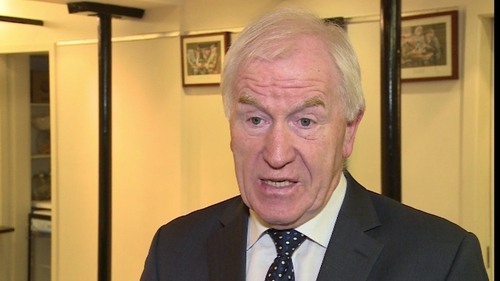 """Jimmy Deenihan said he was """"very much in favour"""" of a proposed referendum going ahead next year"""