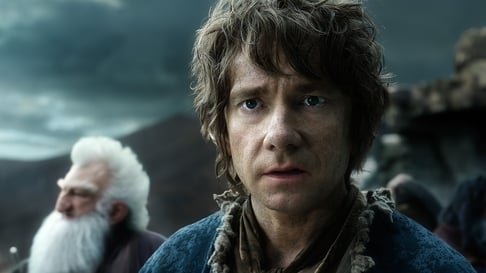 The Hobbit: The Battle of the Five Armies is in cinemas on December 12