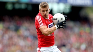 Eoin Cadogan in action against Mayo in the All-Ireland SFC quarter-final