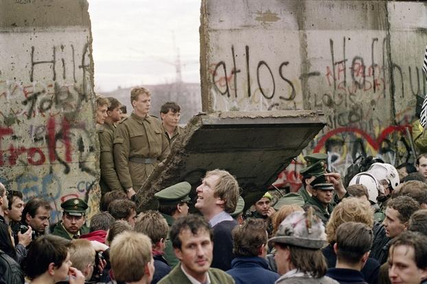 Berlin Wall (1989)