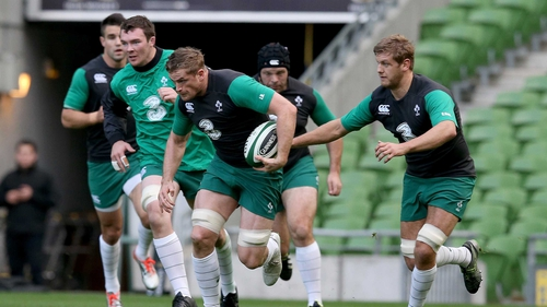 Jamie Heaslip will be pivotal to Ireland's cause