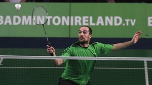 Scott Evans won opening tie for Ireland against Norway at Baldoyle