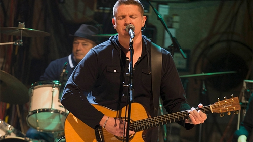 Damien Dempsey plays Iveagh Gardens in Dublin on July 14