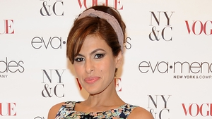 Actress Eva Mendes is branching out into fashion