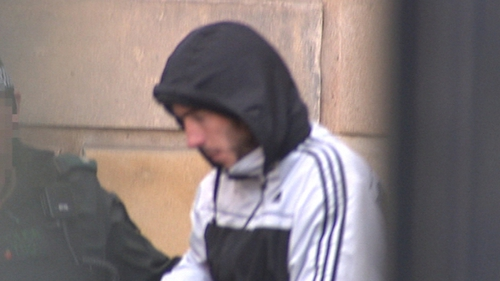 Eamon Bradley was charged with possession of explosives with intent to endanger life and receiving training in arms and explosives