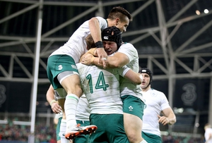 Tommy Bowe's try, which saw Bryan Habana caught out of position, put Ireland in the driving seat