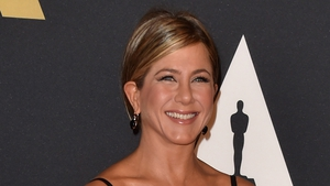 Jennifer Aniston at The Academy Of Motion Picture Arts and Sciences' 2014 Governors Awards