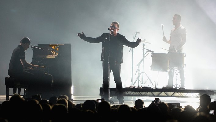 U2 announces arena tour in 19 cities