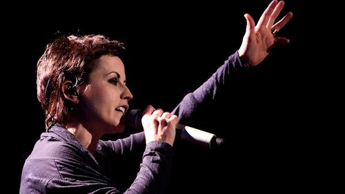 Dolores O'Riordan was arrested and brought to Shannon Garda Station