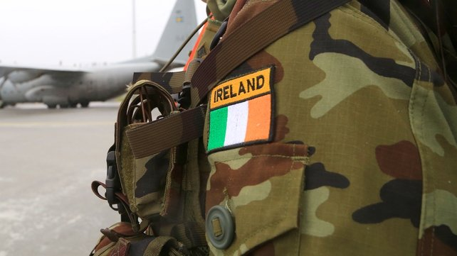 David McCullagh blogs on Ireland's defence policy
