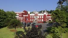 Win a luxury escape at Fitzpatrick Castle Hotel!