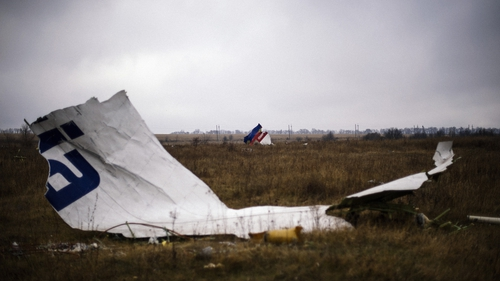 MH17 was shot down over Ukraine on 17 July 2014