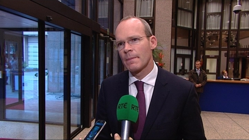 The Government task force, chaired was chaired by Minister Coveney