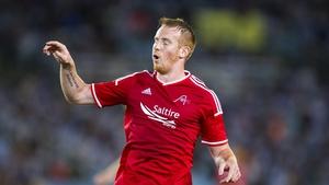 Ireland underage international Adam Rooney scored to help beat Celtic on Saturday